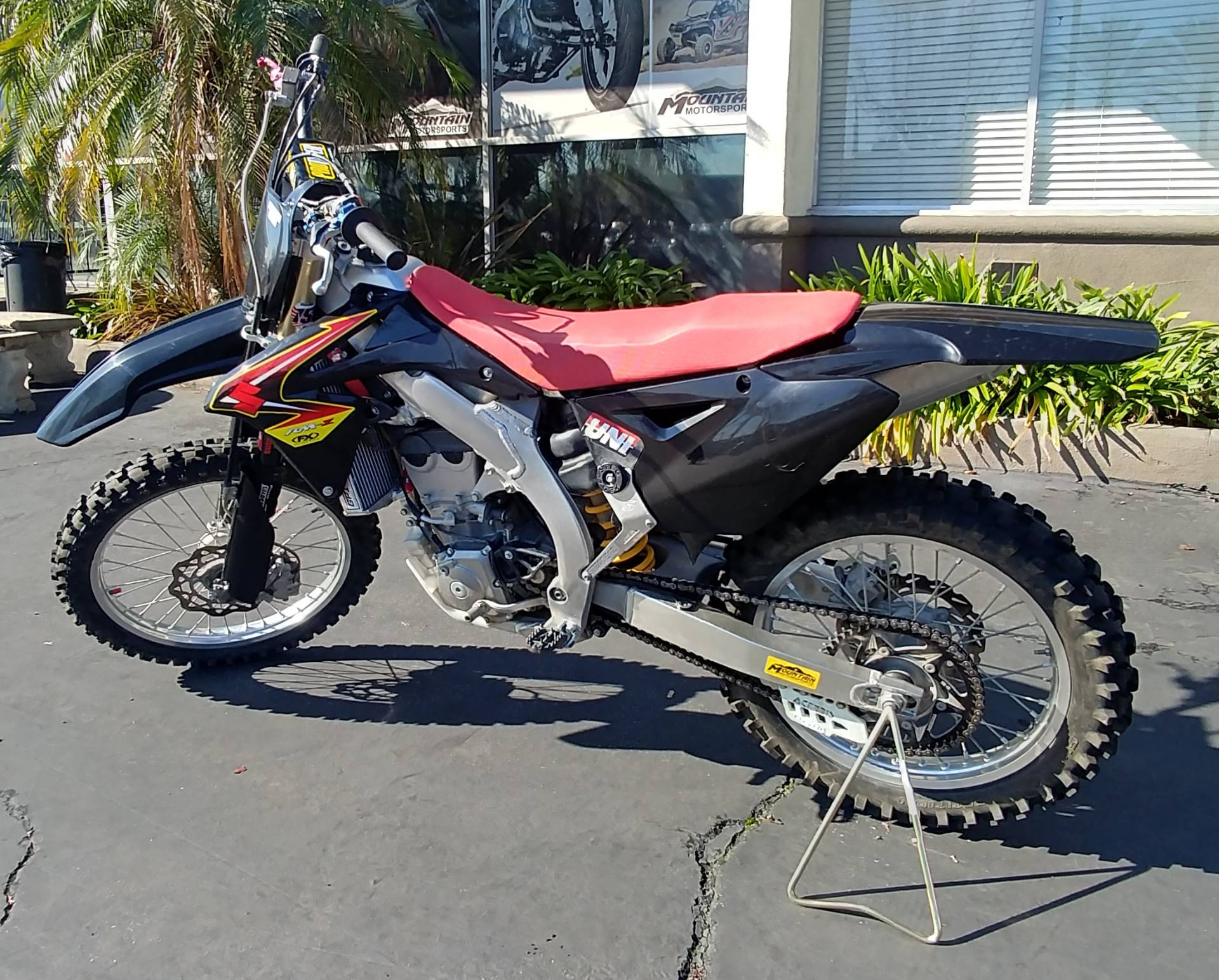2013 Suzuki RM-Z450 in Ontario, California - Photo 4