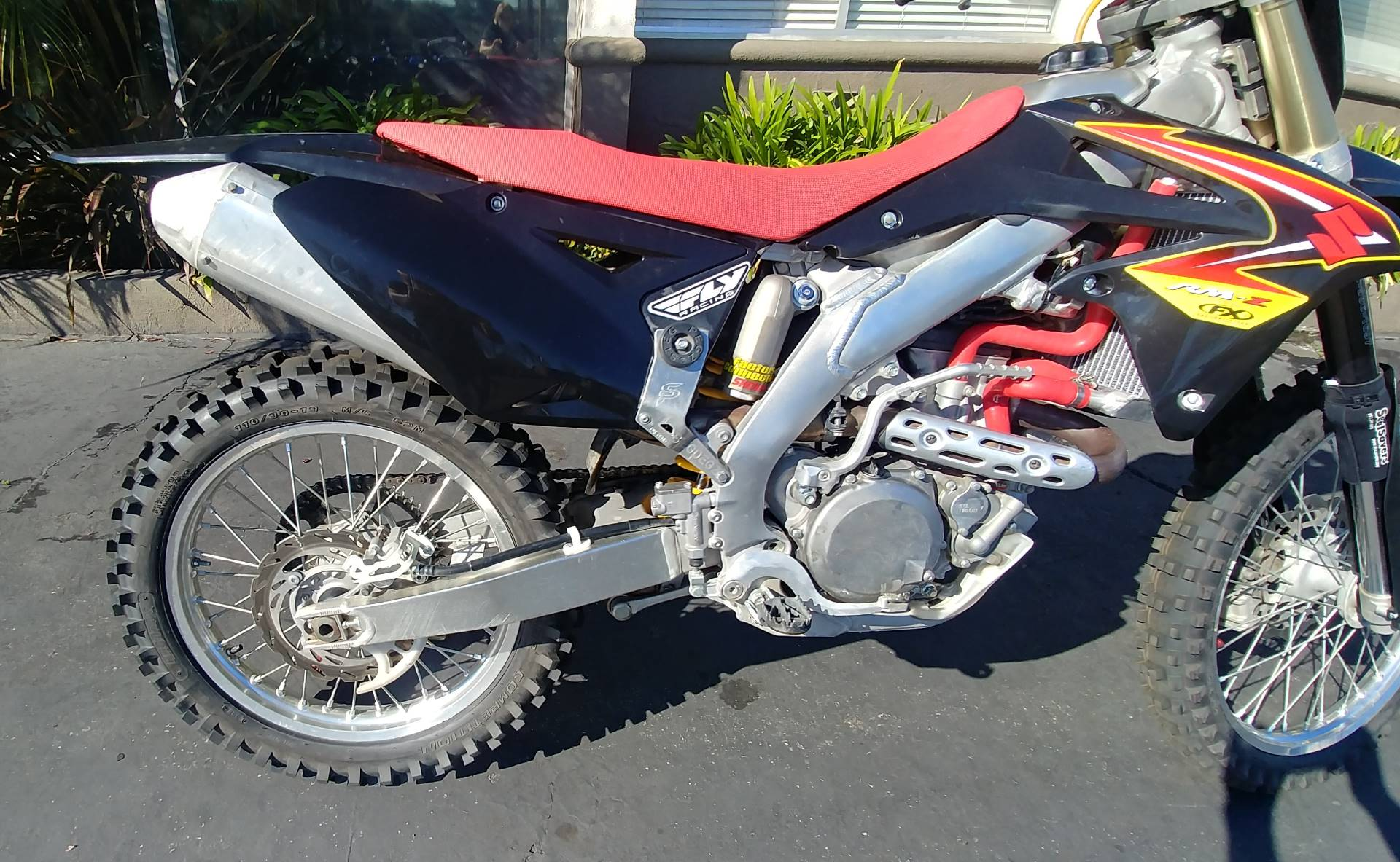 2013 Suzuki RM-Z450 in Ontario, California - Photo 7