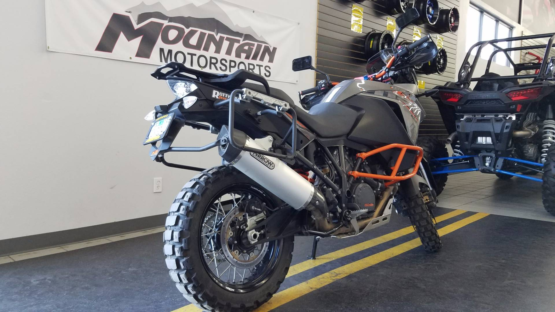 2015 KTM 1190 Adventure in Ontario, California