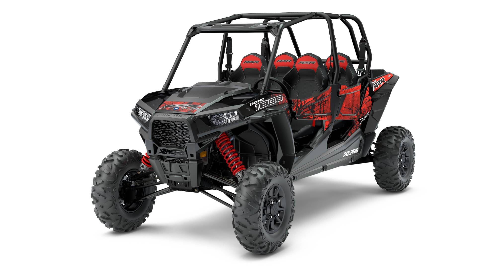 2017 Polaris RZR XP 4 1000 EPS for sale 66055
