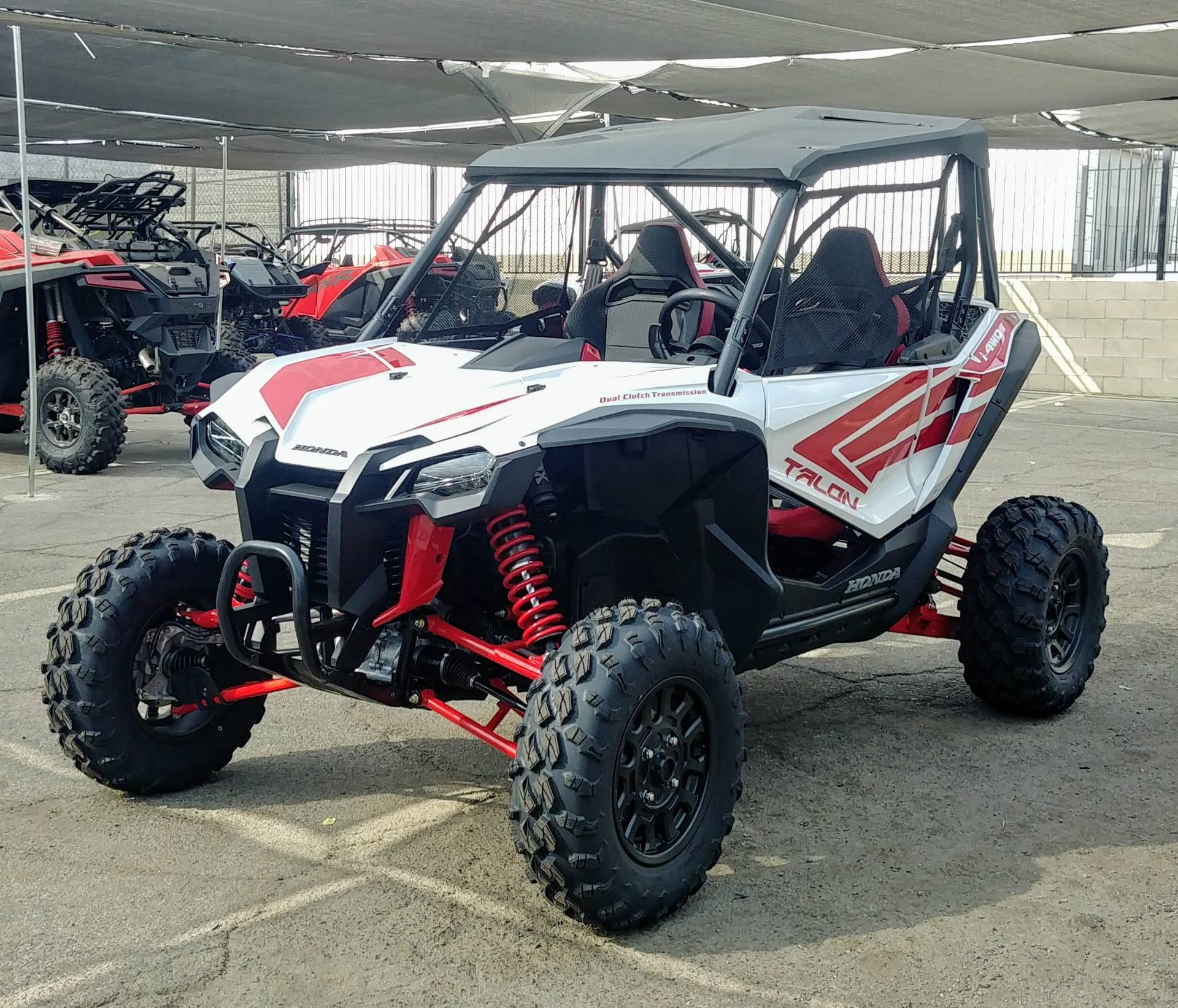 2021 Honda Talon 1000R in Ontario, California - Photo 7