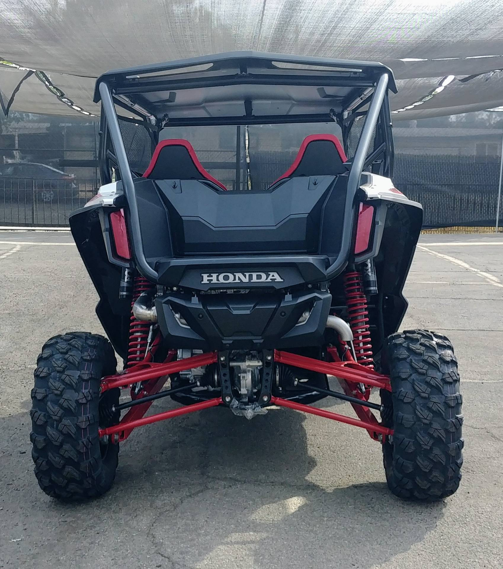 2021 Honda Talon 1000R in Ontario, California - Photo 9