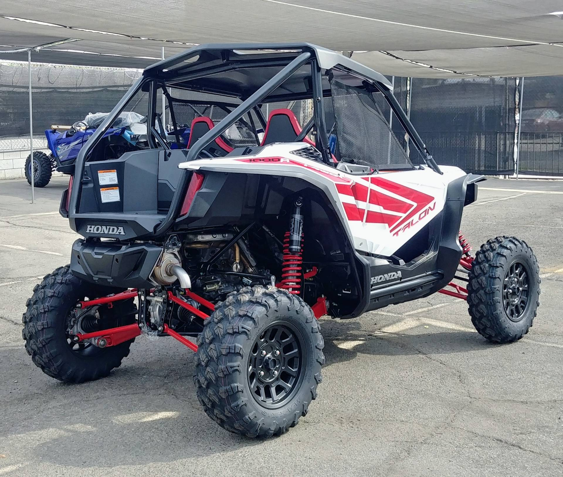 2021 Honda Talon 1000R in Ontario, California - Photo 10