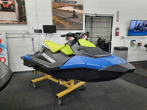 2021 Sea-Doo Spark 2up 90 hp iBR + Convenience Package in Ontario, California - Photo 2