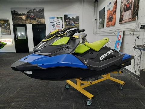 2021 Sea-Doo Spark 2up 90 hp iBR + Convenience Package in Ontario, California - Photo 4