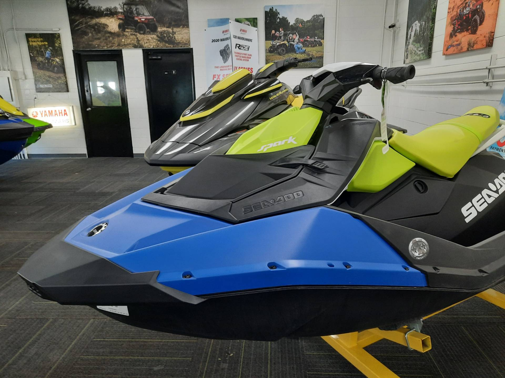 2021 Sea-Doo Spark 2up 90 hp iBR + Convenience Package in Ontario, California - Photo 6