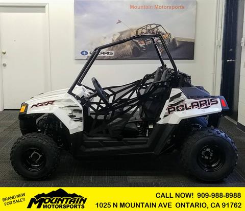 2020 Polaris RZR 170 EFI in Ontario, California - Photo 1