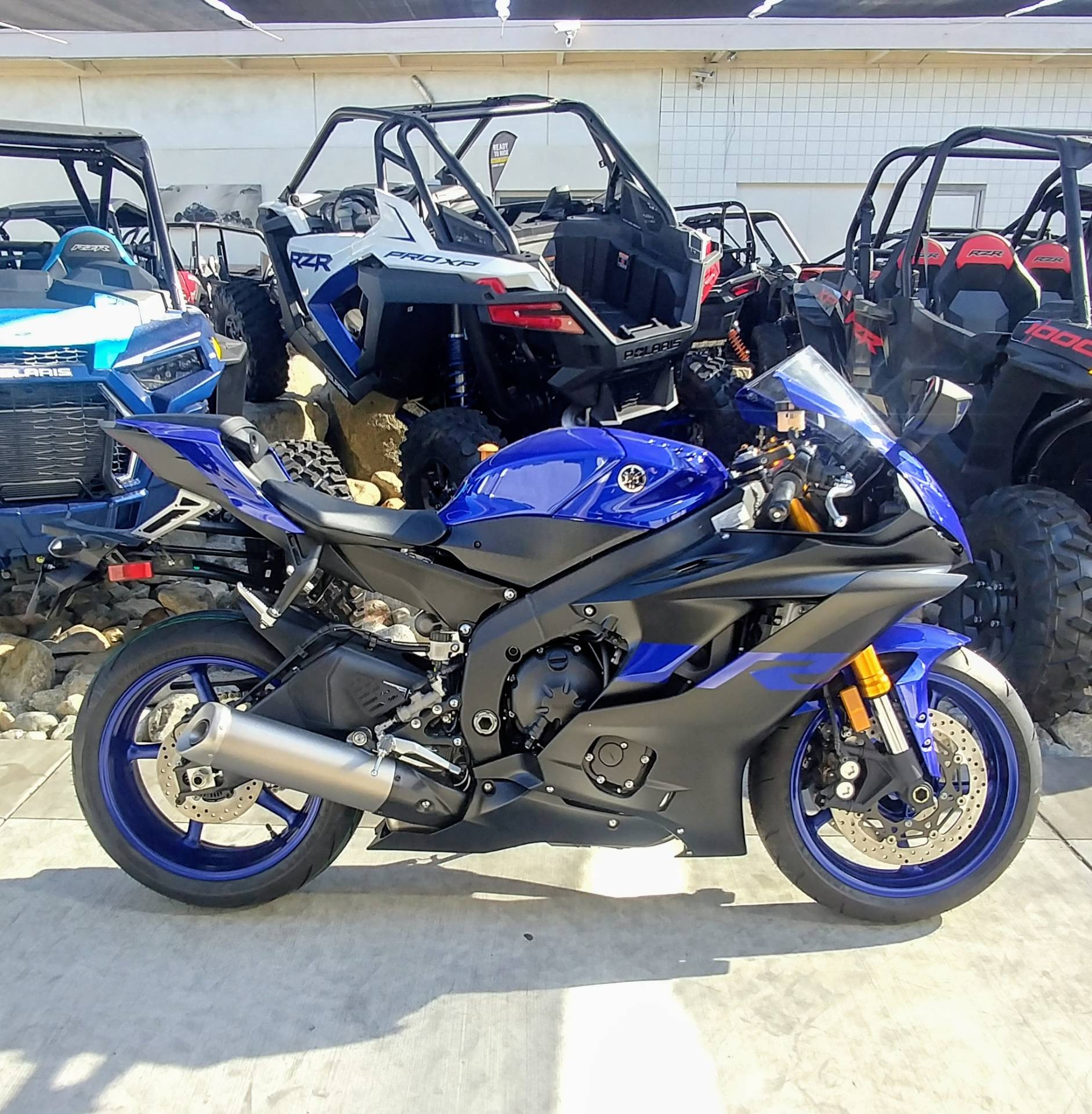 2019 Yamaha YZF-R6 2