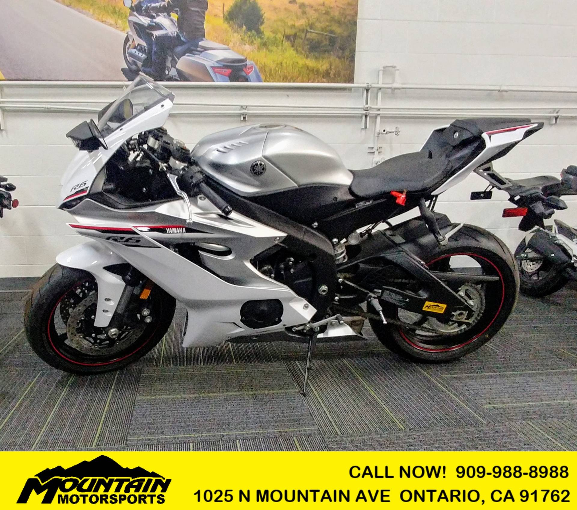 2018 Yamaha YZF-R6 for sale 193377