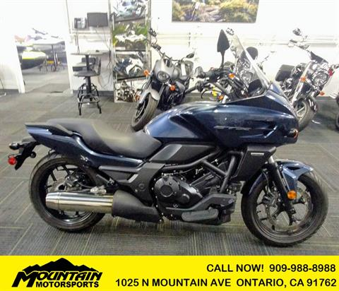 2016 Honda CTX700 in Ontario, California