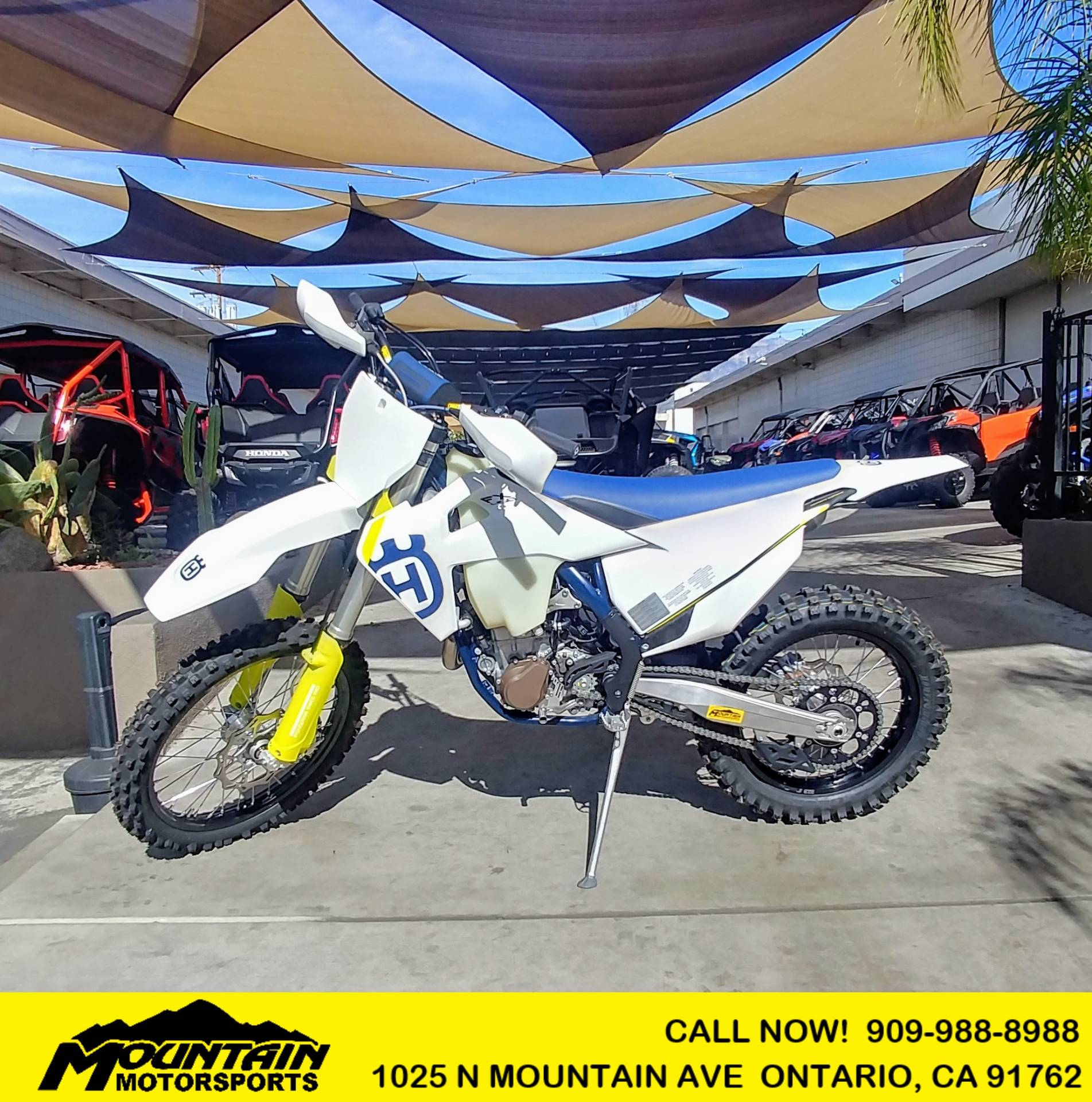 2019 Husqvarna FX 450 in Ontario, California - Photo 1