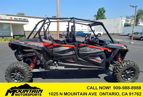2019 Polaris RZR XP 4 1000 EPS Ride Command Edition in Ontario, California