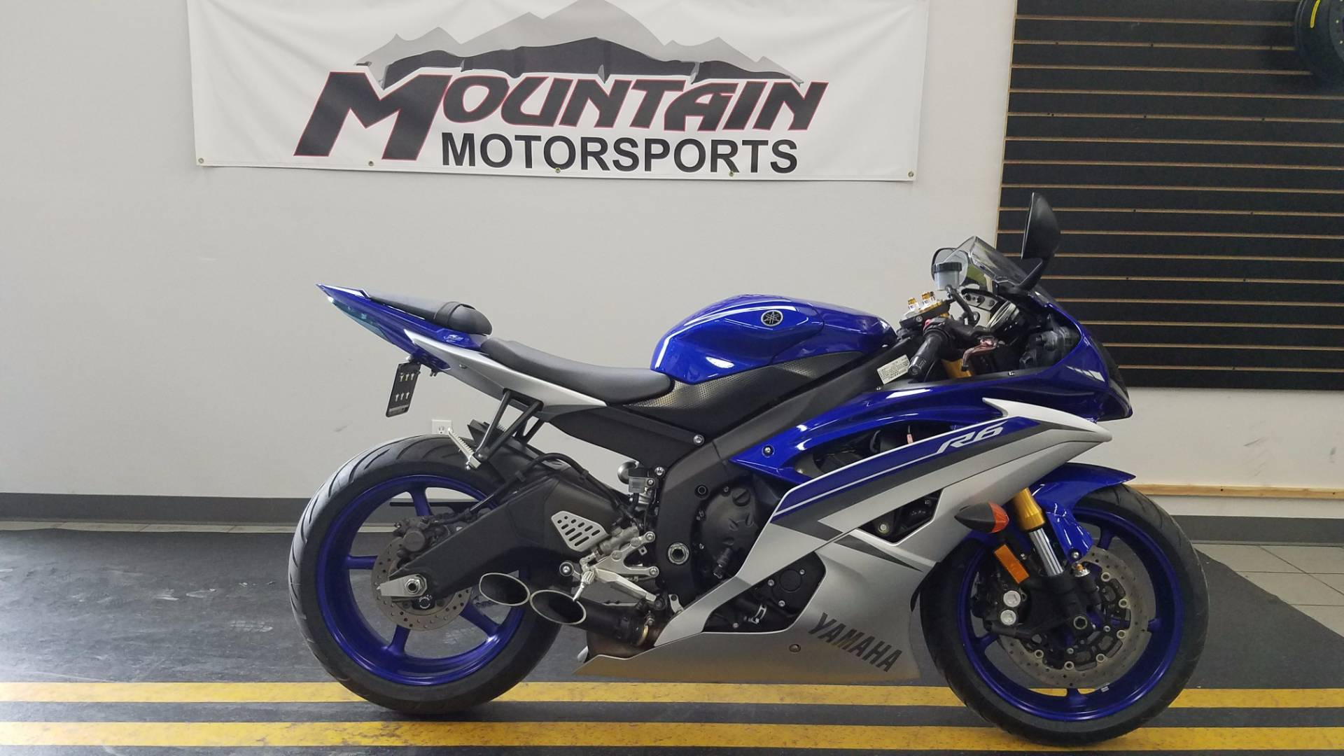 2015 Yamaha YZF-R6 for sale 7851