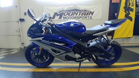 2015 Yamaha YZF-R6 in Ontario, California