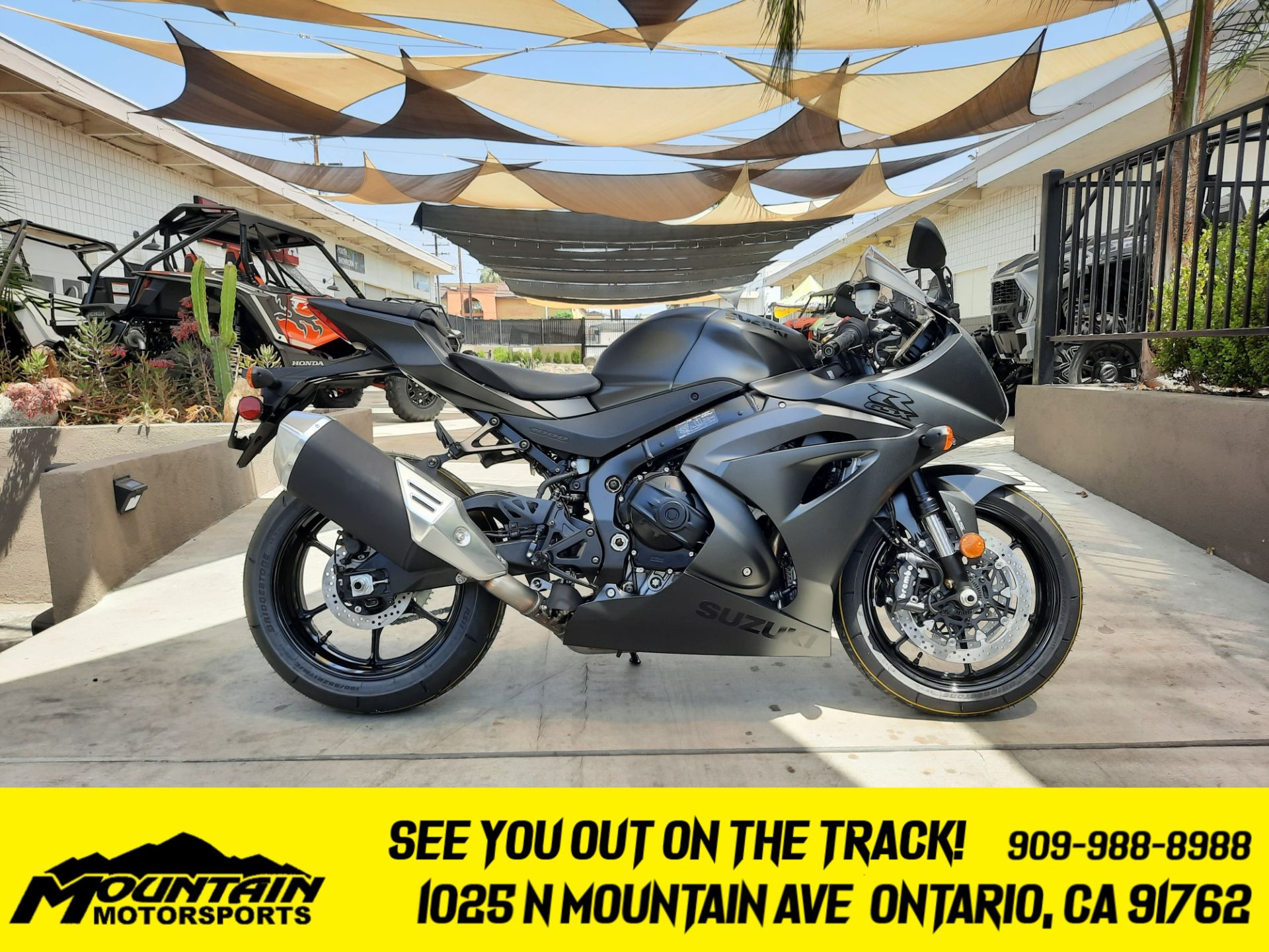 2021 Suzuki GSX-R1000 in Ontario, California - Photo 1
