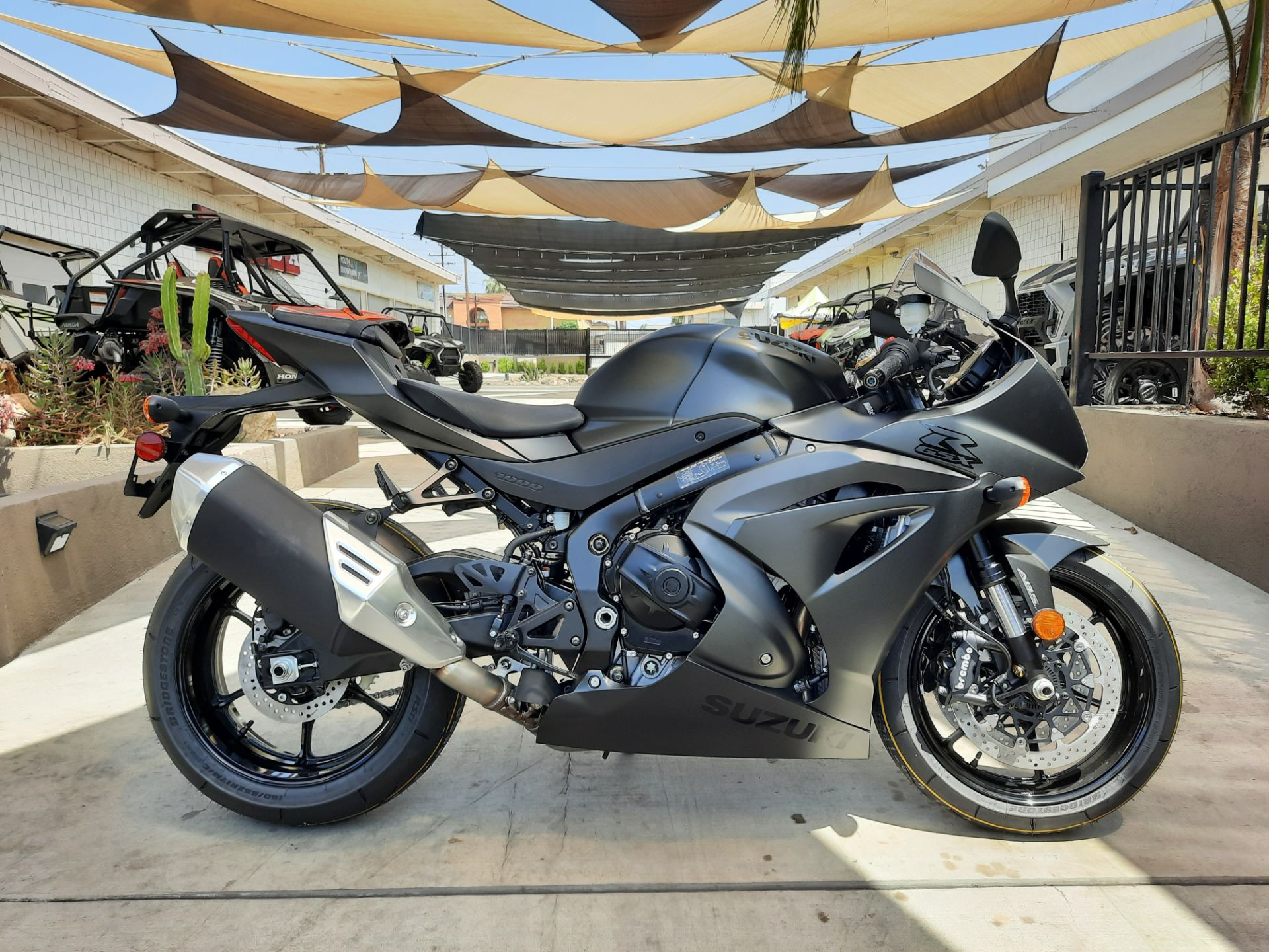 2021 Suzuki GSX-R1000 in Ontario, California - Photo 3
