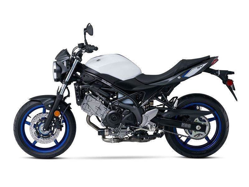 2017 Suzuki SV650 for sale 3334