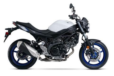 2017 Suzuki SV650 1