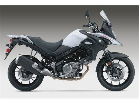2017 Suzuki V-Strom 650 in Ontario, California