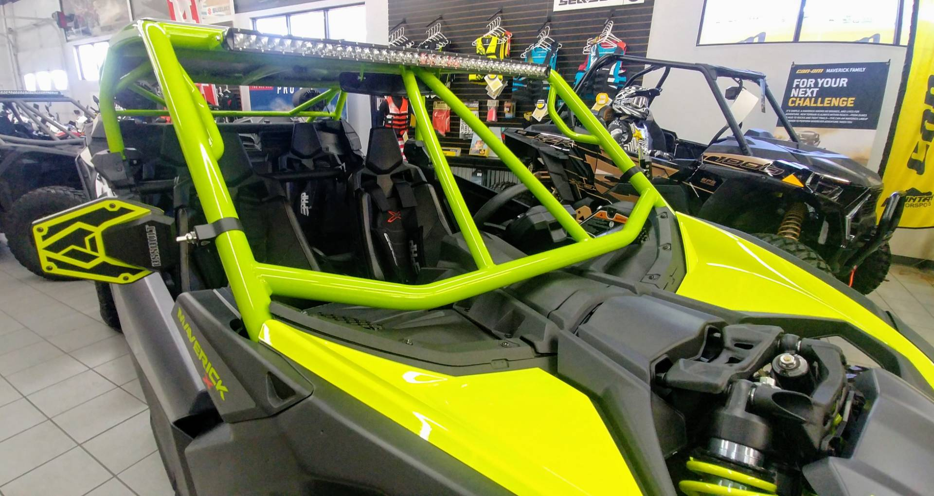 2020 Can-Am Maverick X3 MAX X DS Turbo RR in Ontario, California - Photo 3