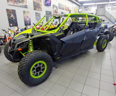 2020 Can-Am Maverick X3 MAX X DS Turbo RR in Ontario, California - Photo 4