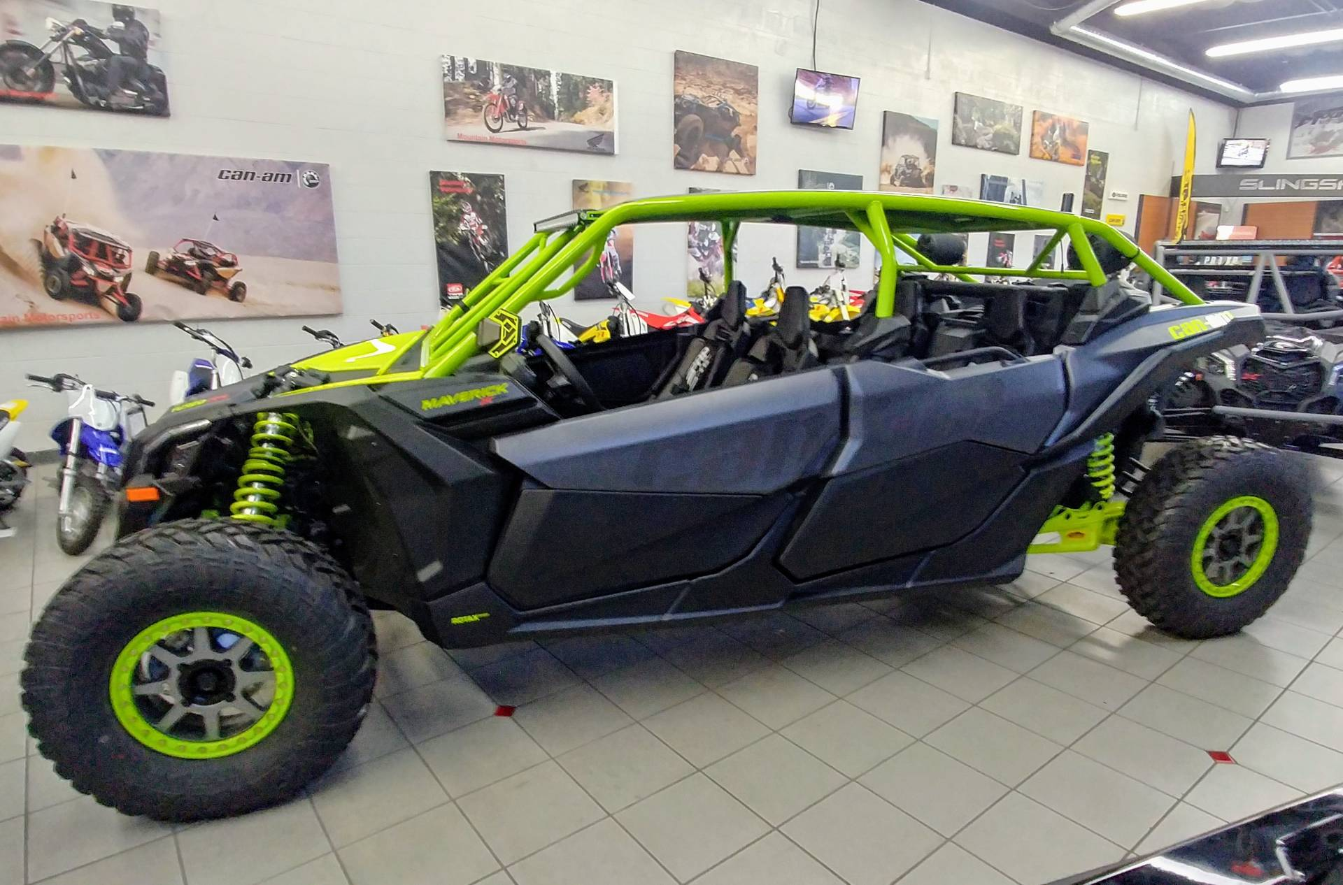 2020 Can-Am Maverick X3 MAX X DS Turbo RR in Ontario, California - Photo 6