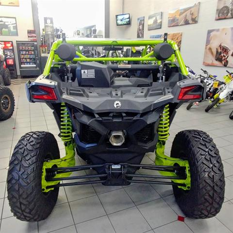 2020 Can-Am Maverick X3 MAX X DS Turbo RR in Ontario, California - Photo 8
