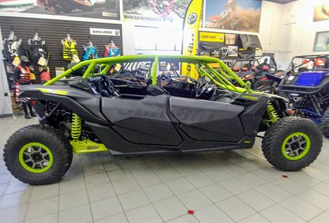 2020 Can-Am Maverick X3 MAX X DS Turbo RR in Ontario, California - Photo 10