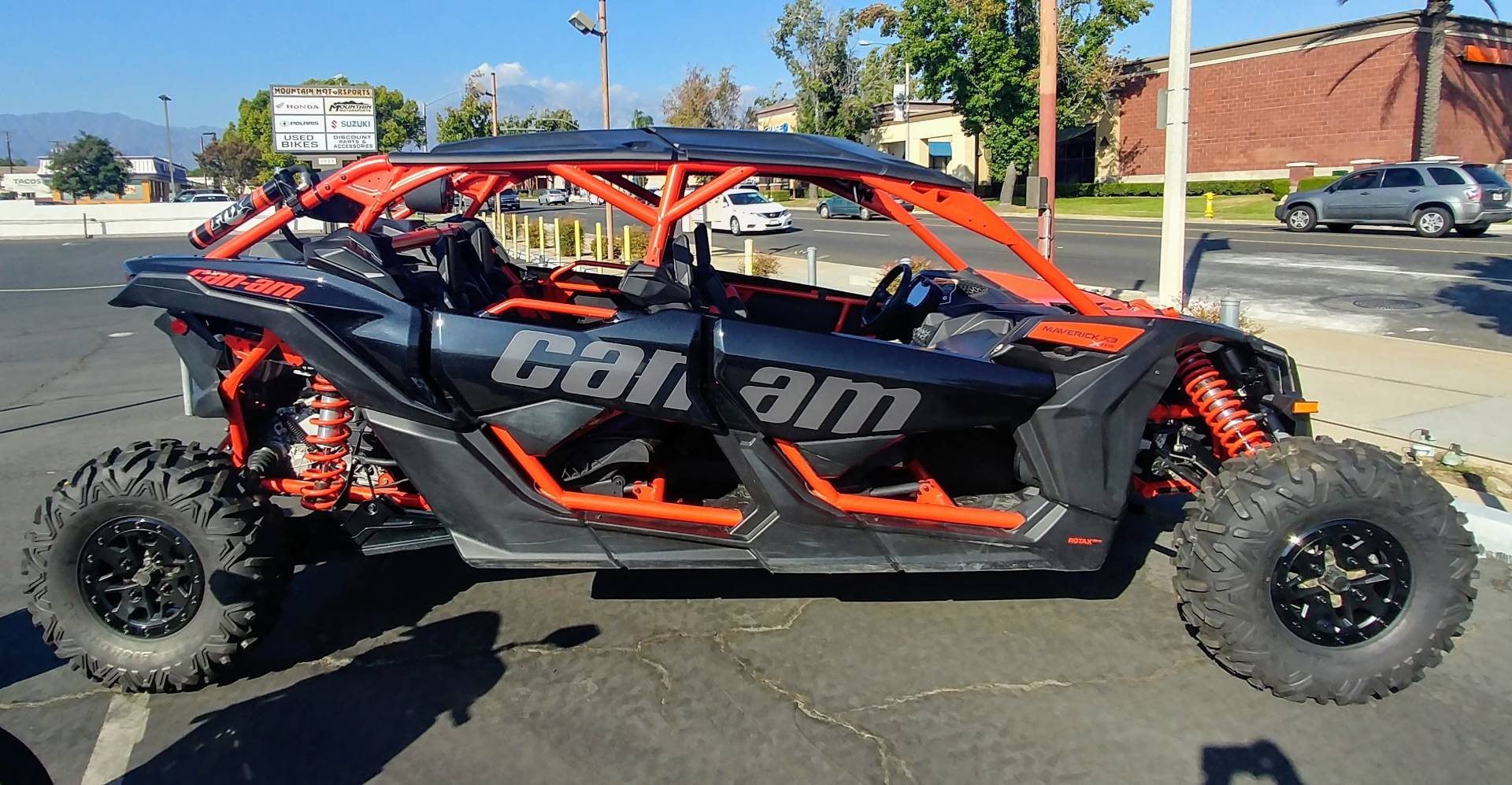 2018 Can-Am Maverick X3 Max X rs Turbo R for sale 4311