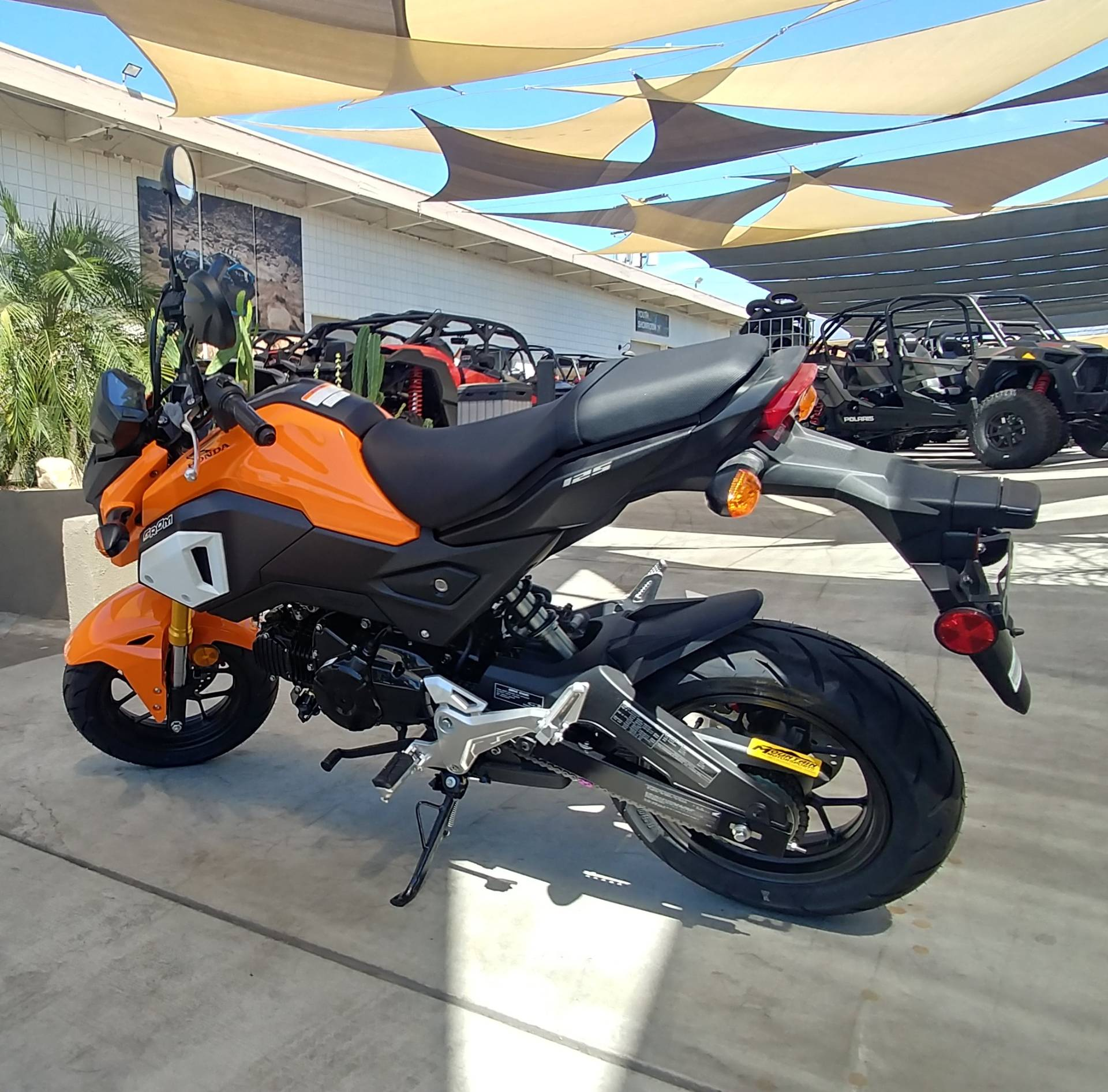 2020 Honda Grom in Ontario, California - Photo 5