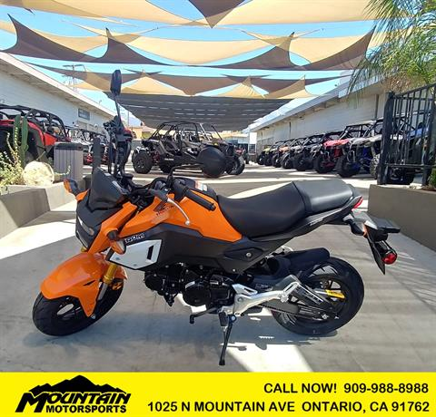 2020 Honda Grom in Ontario, California - Photo 1