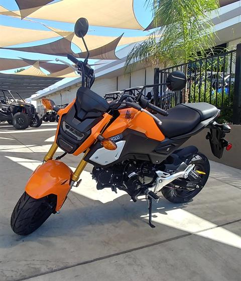 2020 Honda Grom in Ontario, California - Photo 4