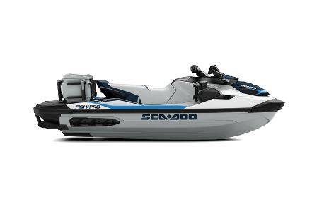2021 Sea-Doo Fish Pro 170 iBR + Sound System in Ontario, California - Photo 3