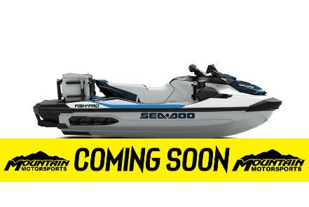 2021 Sea-Doo Fish Pro 170 iBR + Sound System in Ontario, California - Photo 1