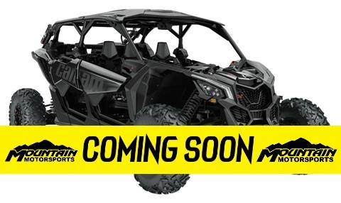2021 Can-Am Maverick X3 MAX X RS Turbo RR with Smart-Shox in Ontario, California - Photo 1