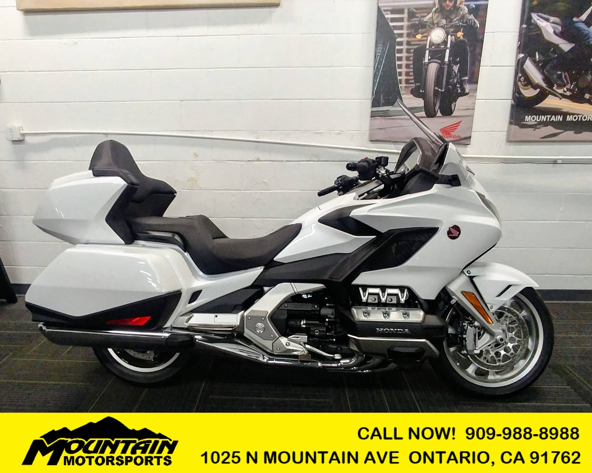 2018 Honda Gold Wing Tour Automatic DCT for sale 162790