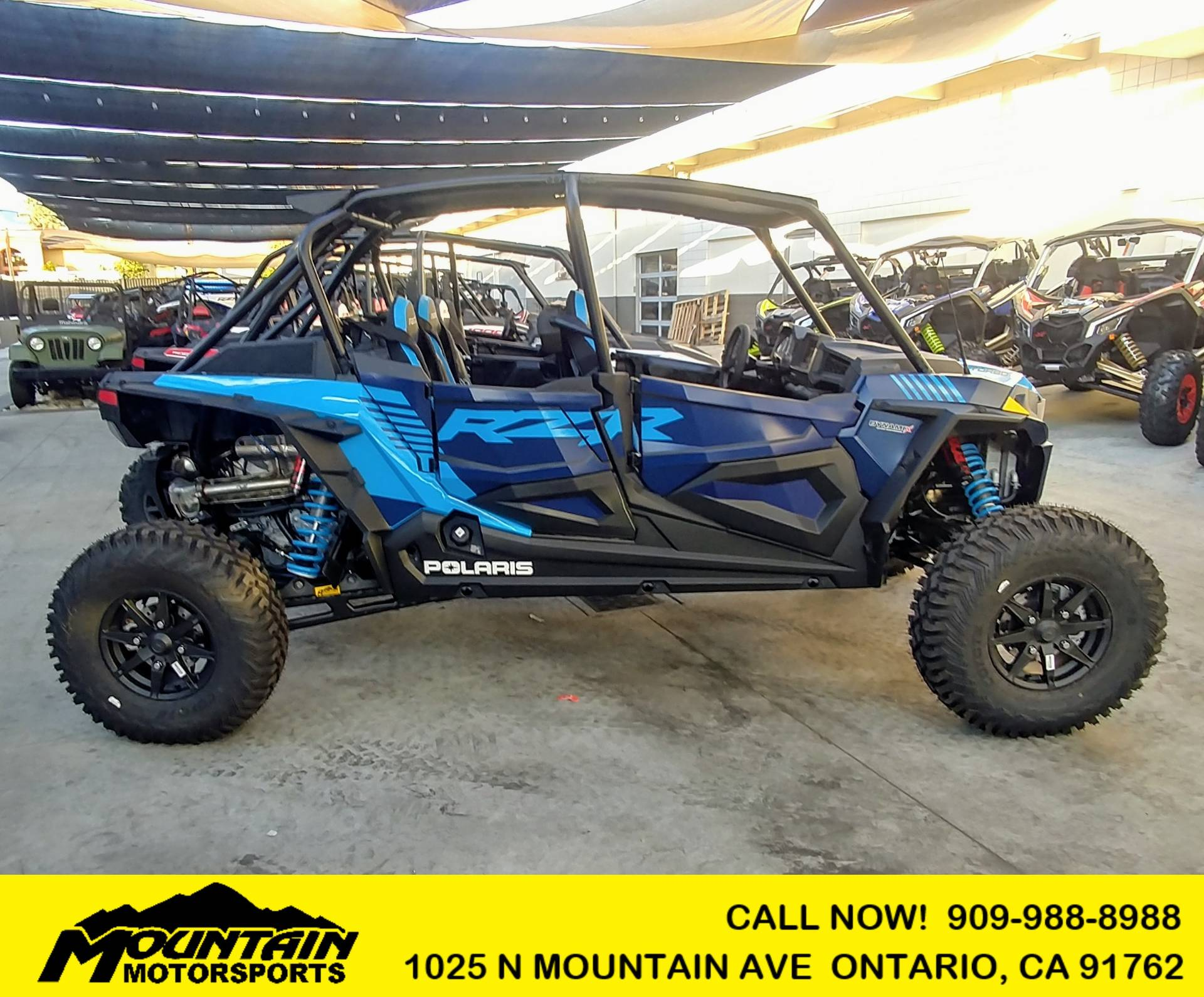 2020 Polaris RZR XP 4 Turbo S in Ontario, California - Photo 1