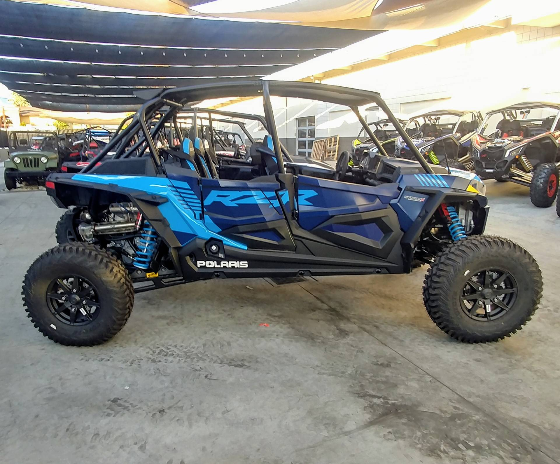 2020 Polaris RZR XP 4 Turbo S in Ontario, California - Photo 2