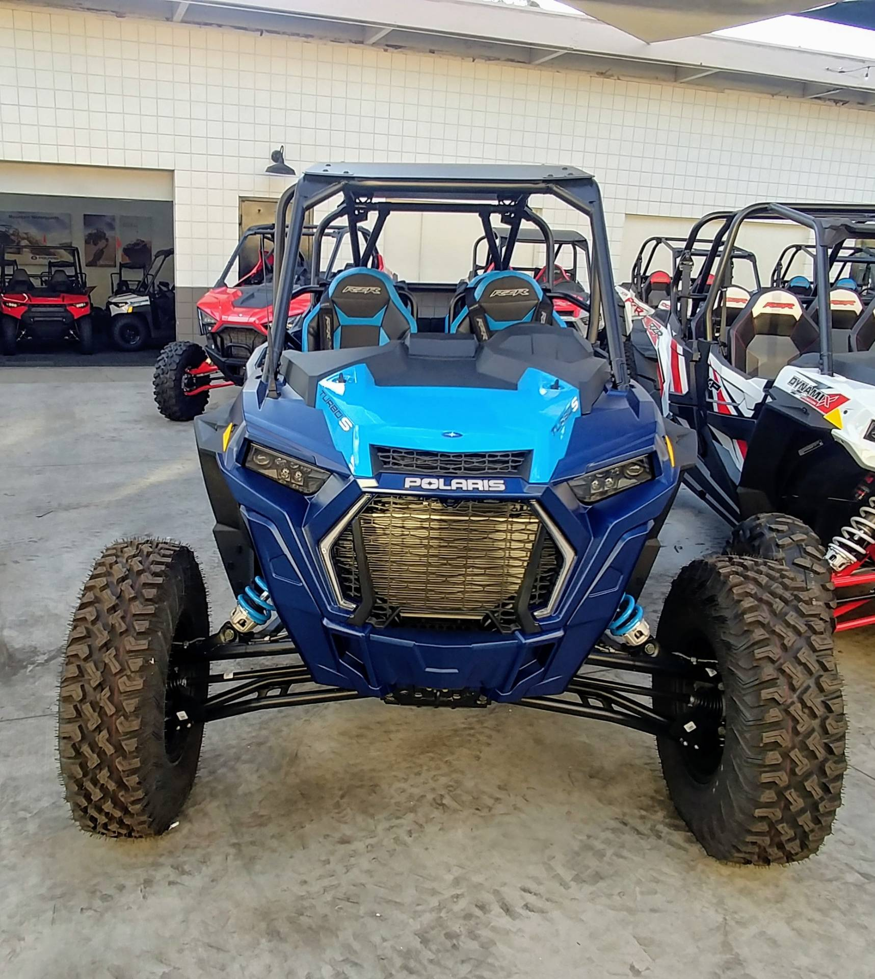 2020 Polaris RZR XP 4 Turbo S in Ontario, California - Photo 5