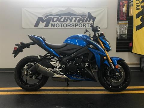 2016 Suzuki GSX-S1000 in Ontario, California