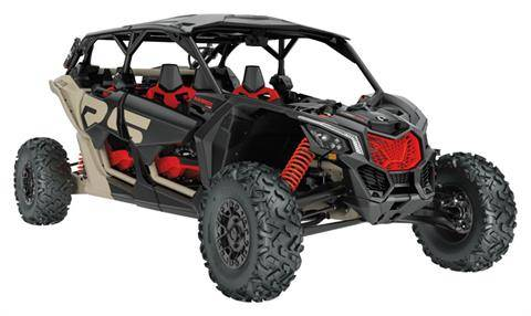 2021 Can-Am Maverick X3 MAX X RS Turbo RR with Smart-Shox in Ontario, California - Photo 2