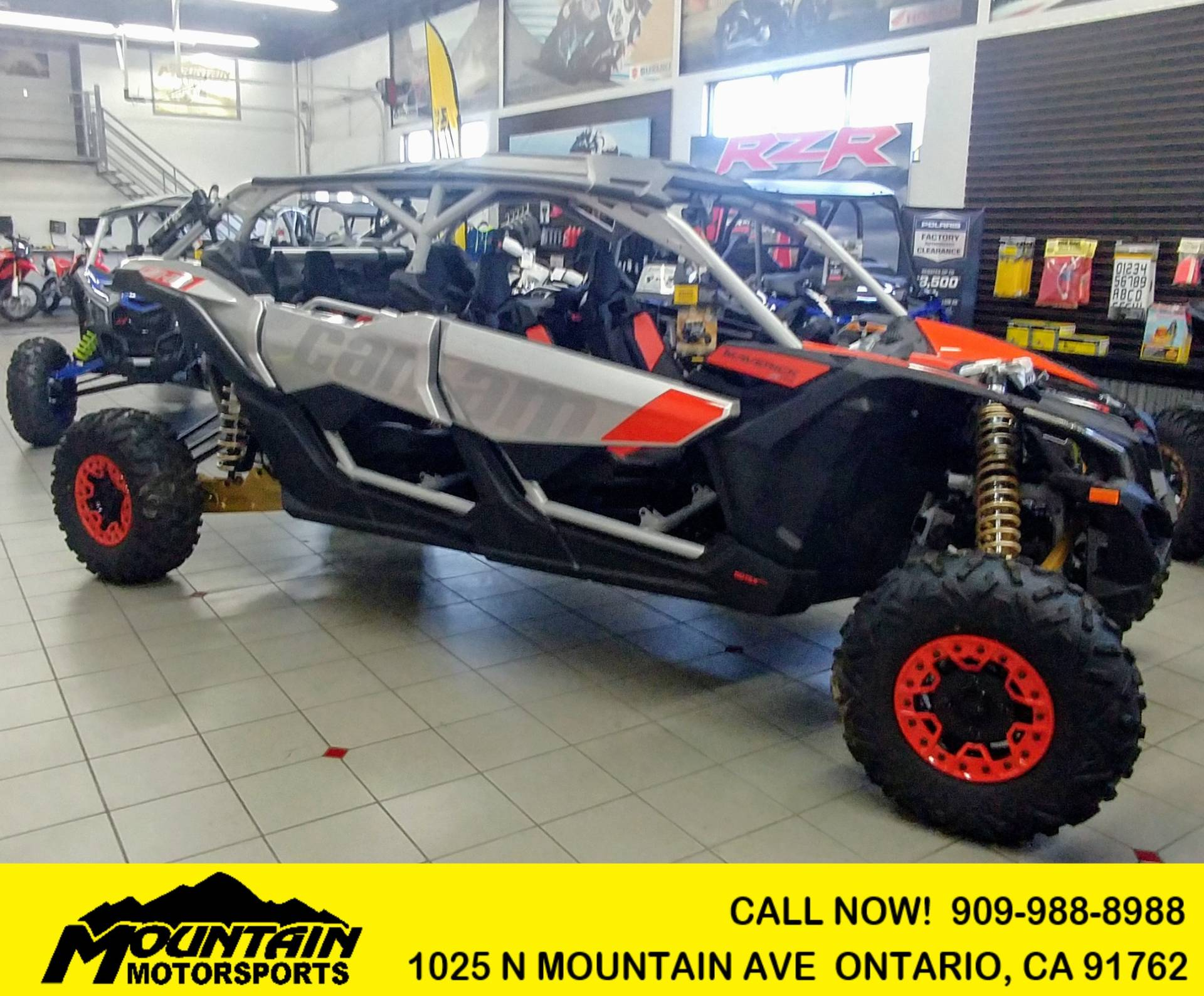 2020 Can-Am Maverick X3 MAX X RS Turbo RR in Ontario, California - Photo 1