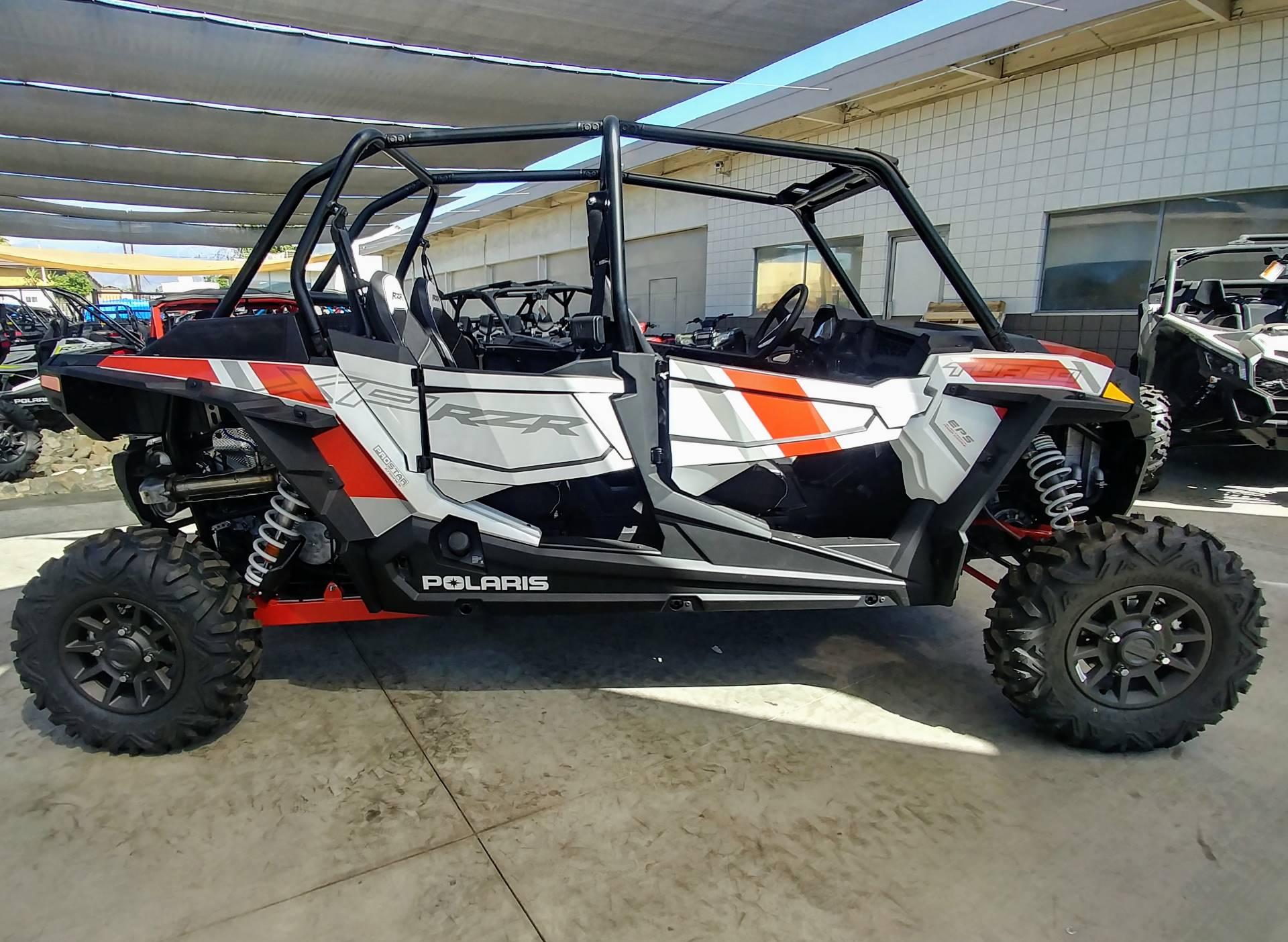 2019 Polaris RZR XP 4 Turbo for sale 3437