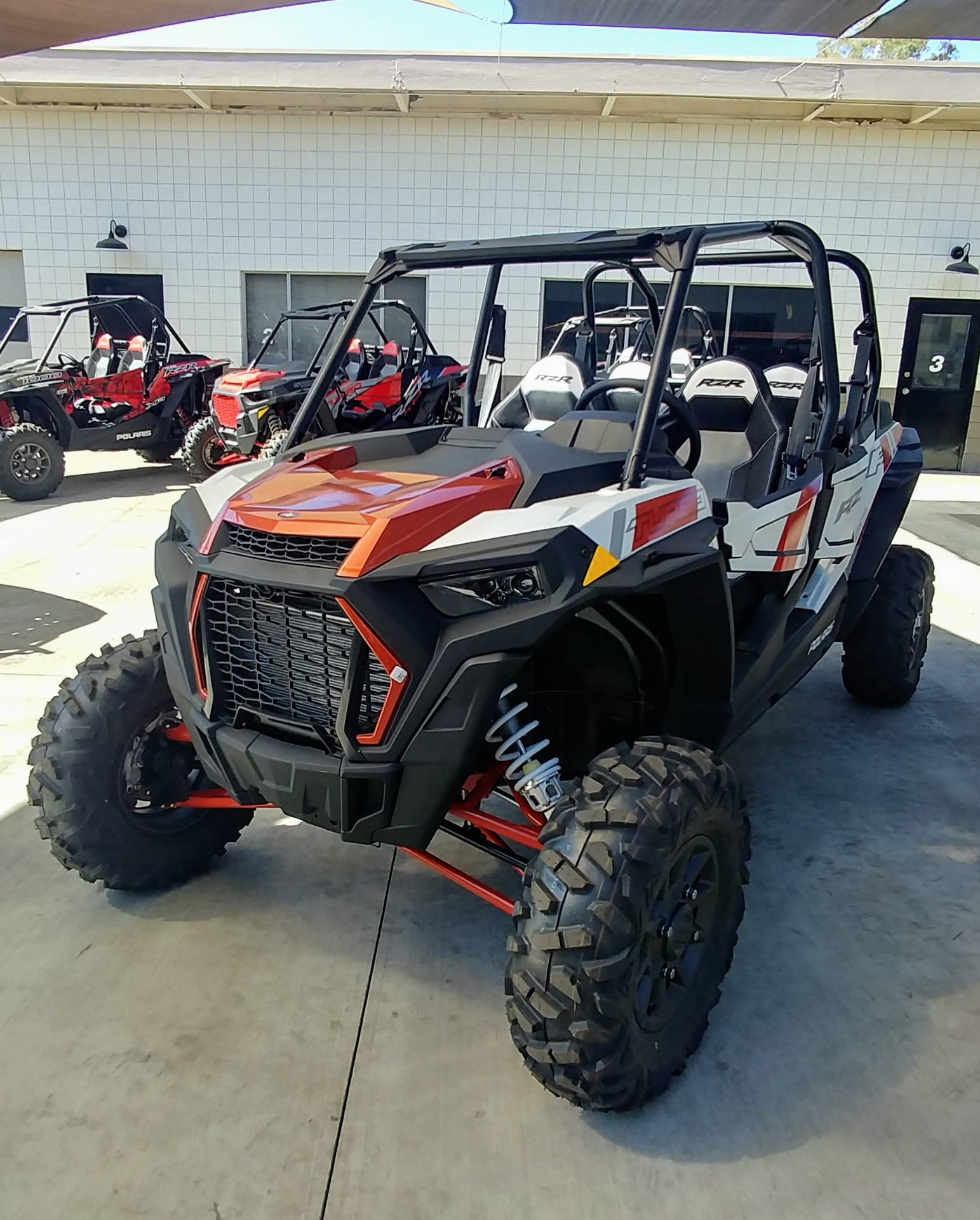 2019 Polaris RZR XP 4 Turbo 4