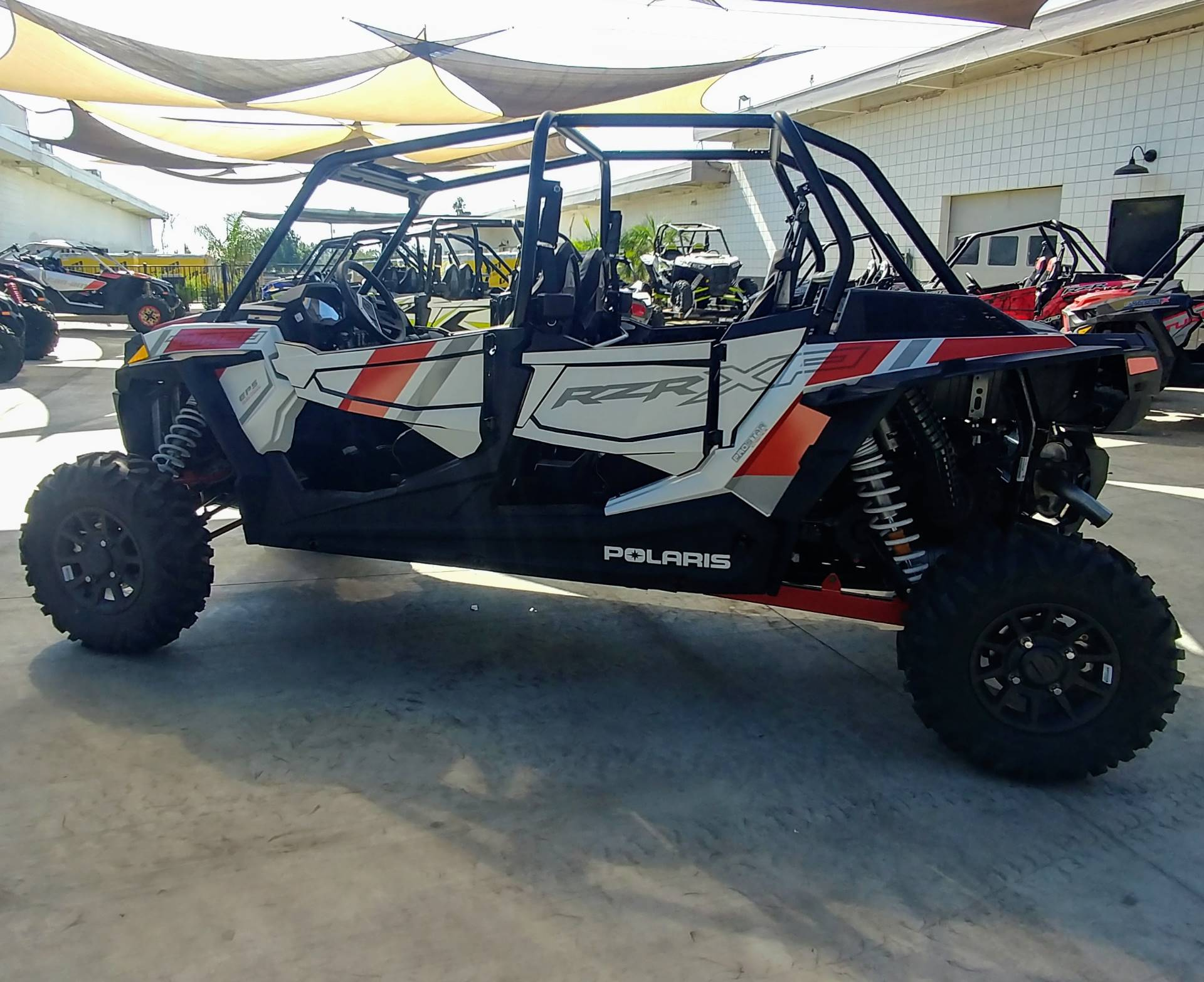 2019 Polaris RZR XP 4 Turbo in Ontario, California - Photo 2