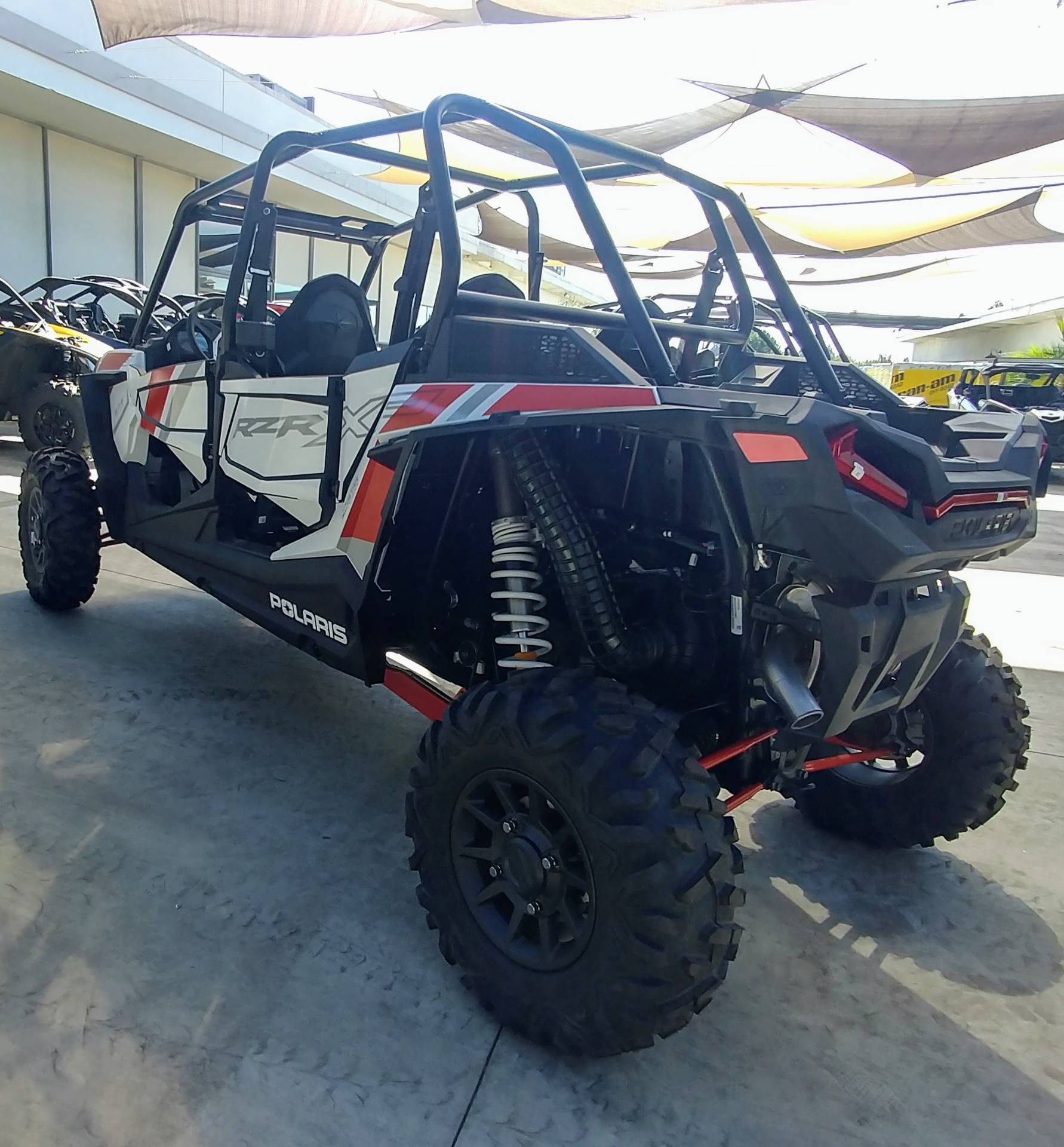 2019 Polaris RZR XP 4 Turbo in Ontario, California - Photo 7