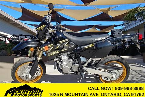 2018 Suzuki DR-Z400SM in Ontario, California - Photo 1