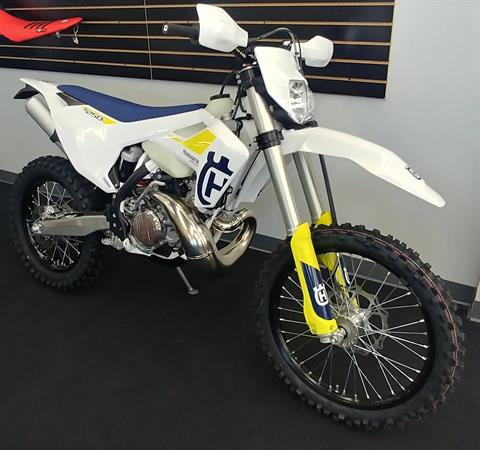 2019 Husqvarna TE 250i in Ontario, California - Photo 3