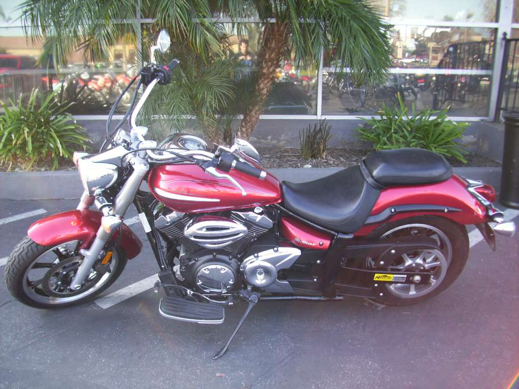 2013 Yamaha V Star 950 Tourer in Ontario, California