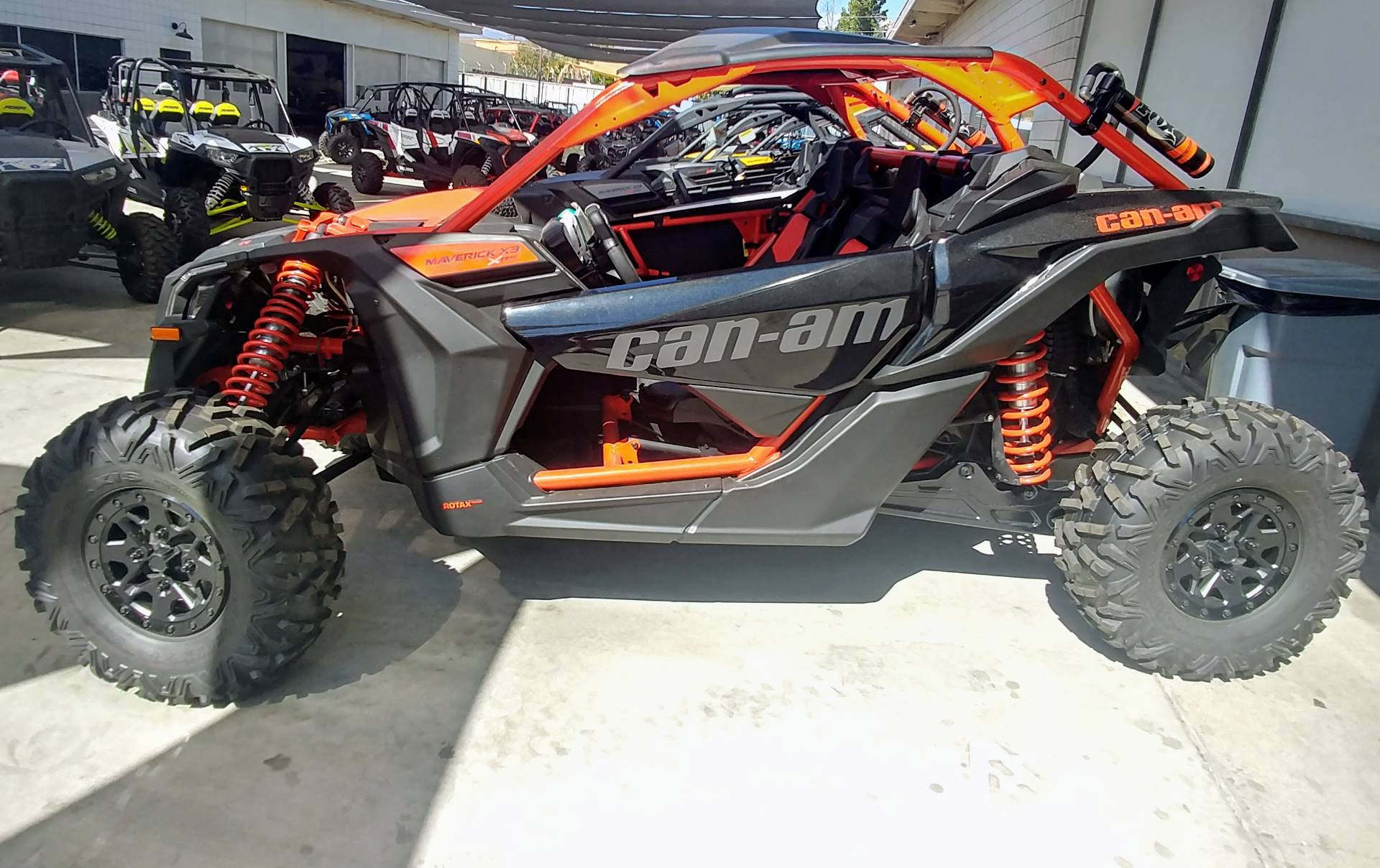 2018 Can-Am Maverick X3 X rs Turbo R for sale 4786